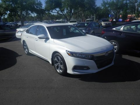 New 2018 Honda Accord EX-L 2.0T