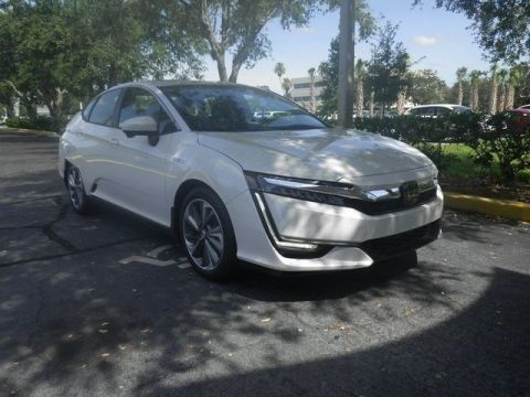New 2018 Honda Clarity Plug-In Hybrid PHEV